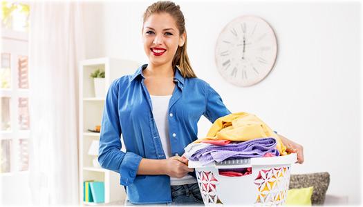 Reinigungs- & Wäscheservice