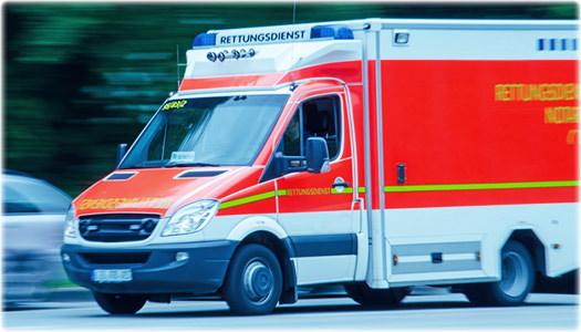 Rückreise & Krankenrücktransport